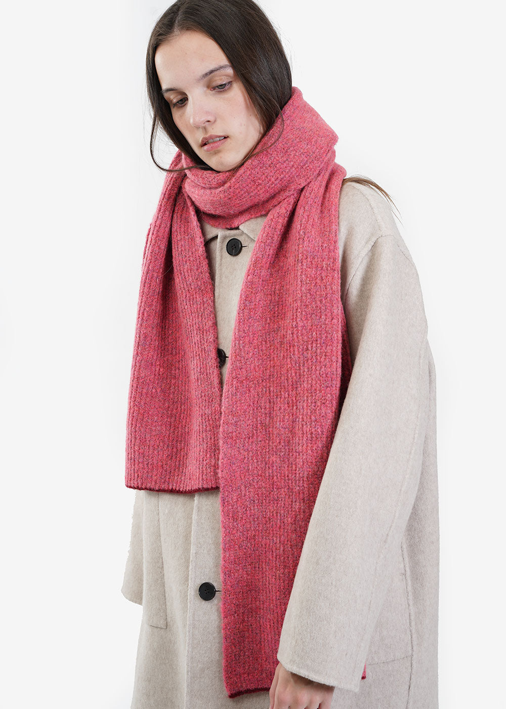 Paloma Wool Plaza Scarf — Shop sustainable fashion and slow fashion at New Classics Studios