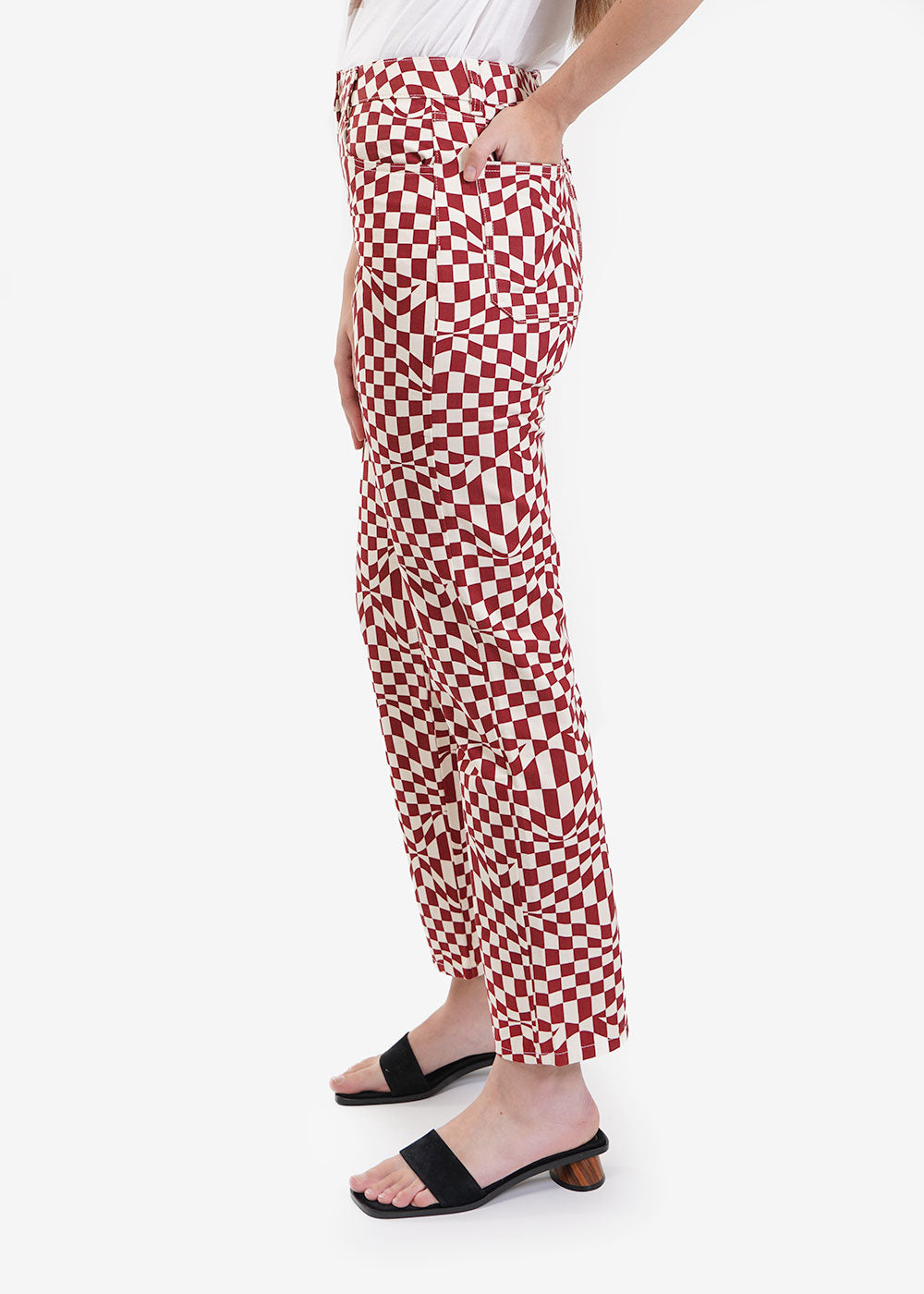 Paloma Wool Realmonte Trousers — Shop sustainable fashion and slow fashion at New Classics Studios