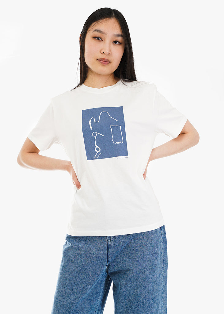Paloma Wool Recuerdo Xavi T-shirt — Shop sustainable fashion and slow fashion at New Classics Studios