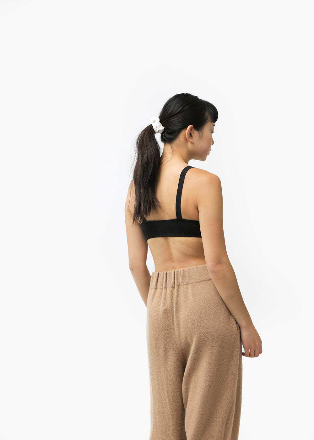 Pansy Black Full Bra — Shop sustainable fashion and slow fashion at New Classics Studios