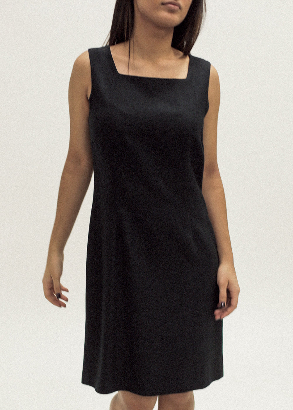 Pre by New Classics Square Neck Shift Dress — New Classics Studios