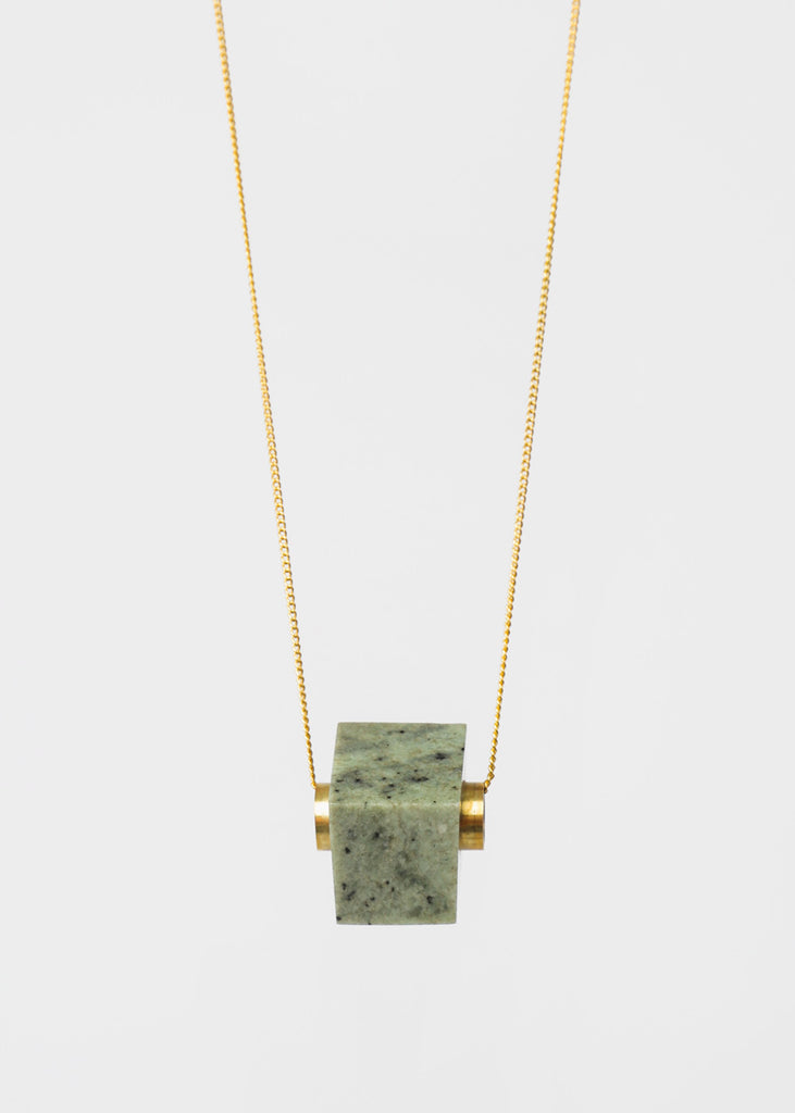 Stable State Laurel Erode Stone Necklace — Shop sustainable fashion and slow fashion at New Classics Studios