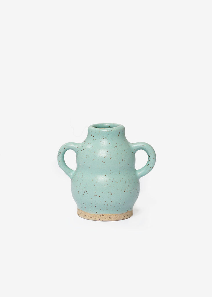 Stranger Studio Mint Bud Vase 02 — Shop sustainable fashion and slow fashion at New Classics Studios