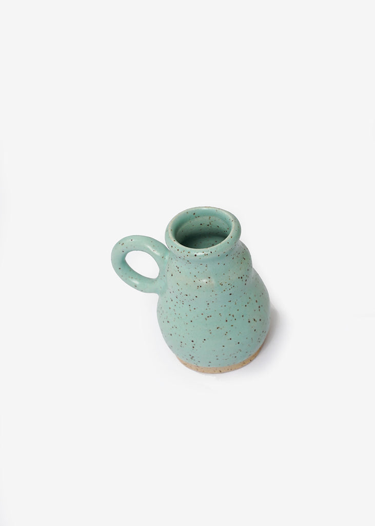 Stranger Studio Mint Bud Vase 01 — Shop sustainable fashion and slow fashion at New Classics Studios