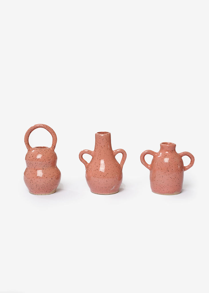 Stranger Studio Pink Bud Vase 03 — Shop sustainable fashion and slow fashion at New Classics Studios