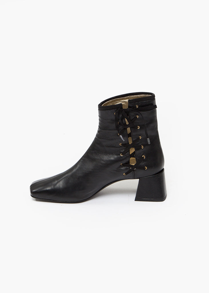 Suzanne Rae Black Lady Boots — Shop sustainable fashion and slow fashion at New Classics Studios