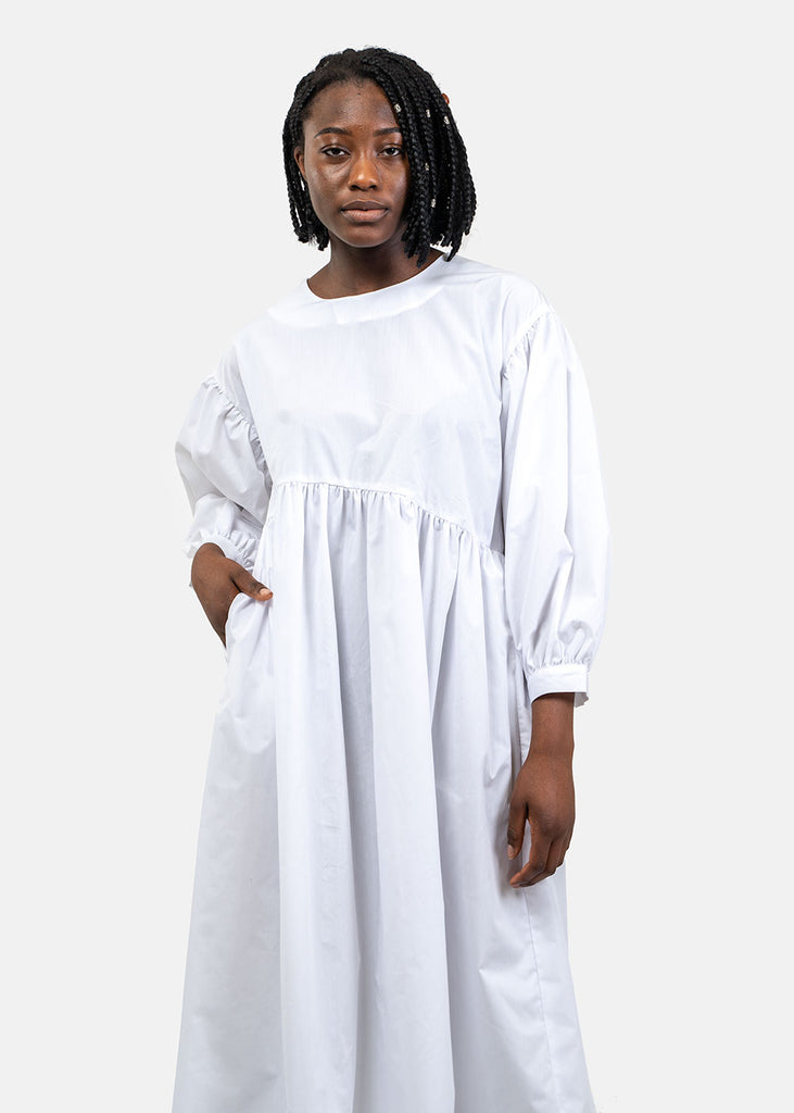 Tigre et Tigre White Jayme Dress — Shop sustainable fashion and slow fashion at New Classics Studios