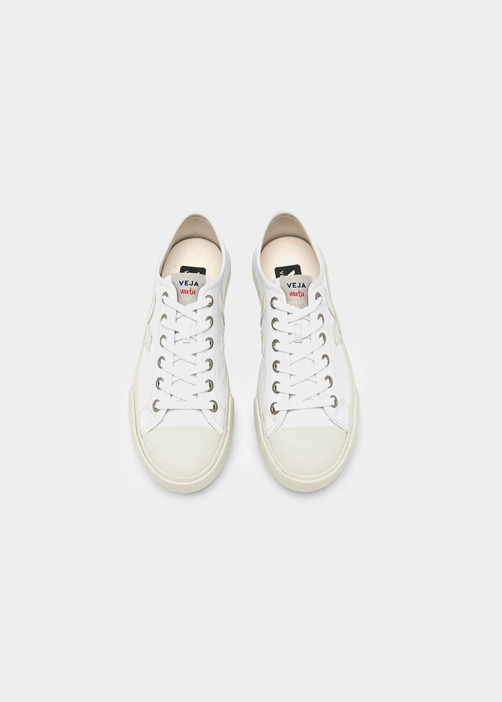 Veja Leather Wata Pierre Sneaker — New Classics Studios