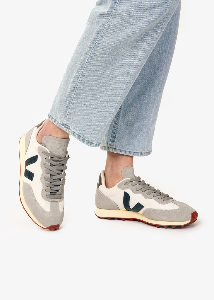 Veja Gravel Nautico Rio Branco Hexamesh Sneaker — Shop sustainable fashion and slow fashion at New Classics Studios