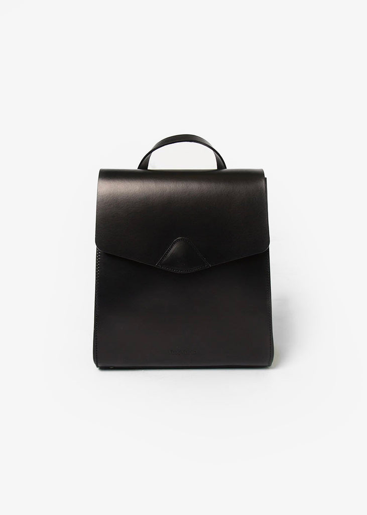 VereVerto Mini Macta Bag in Black — Shop sustainable fashion and slow fashion at New Classics Studios