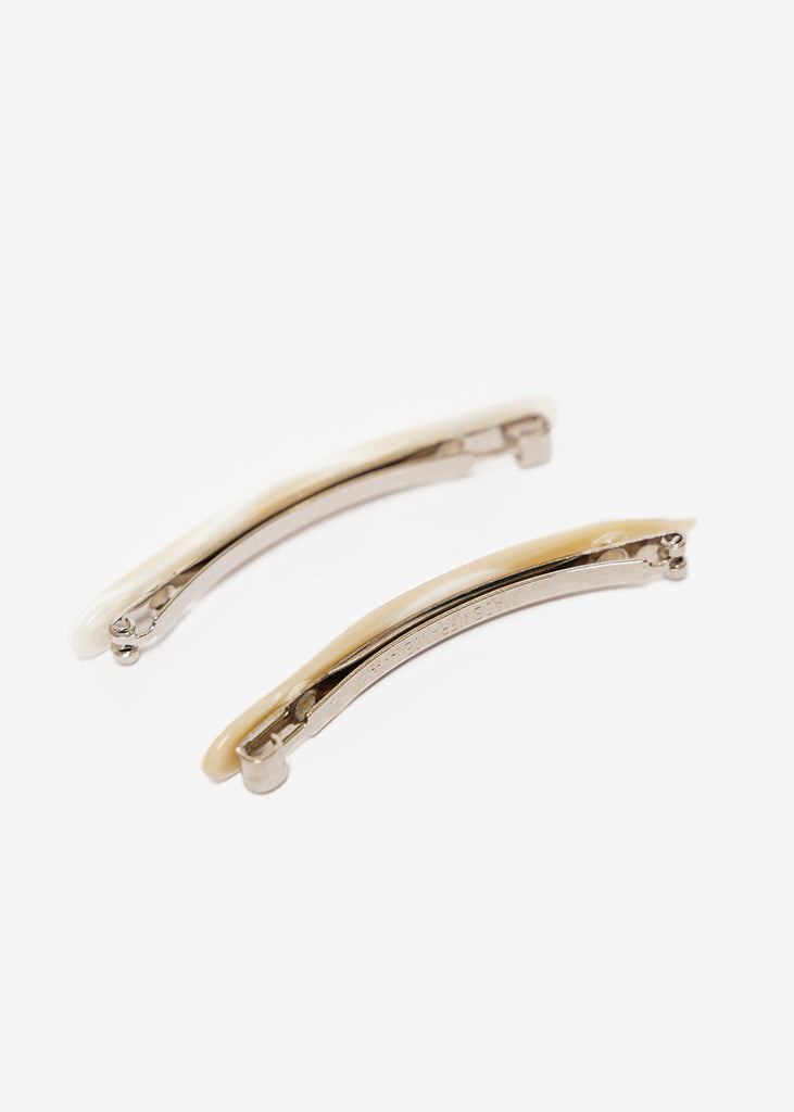 Winden Petite Nicole Barrette Pair — Shop sustainable fashion and slow fashion at New Classics Studios