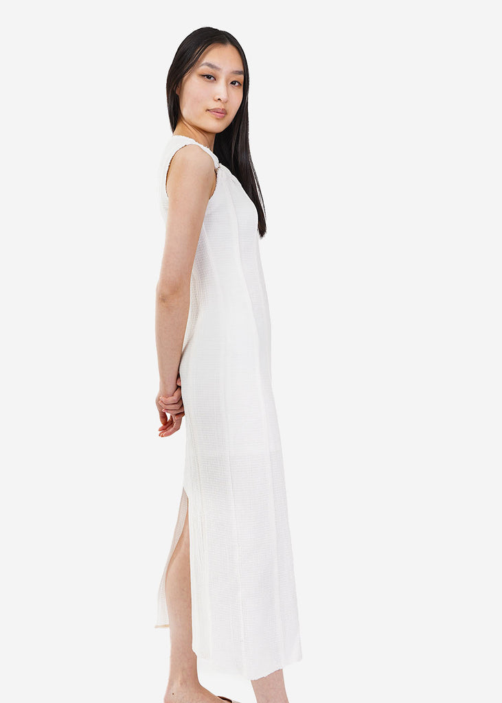 WNDERKAMMER Panel Dress — Shop sustainable fashion and slow fashion at New Classics Studios