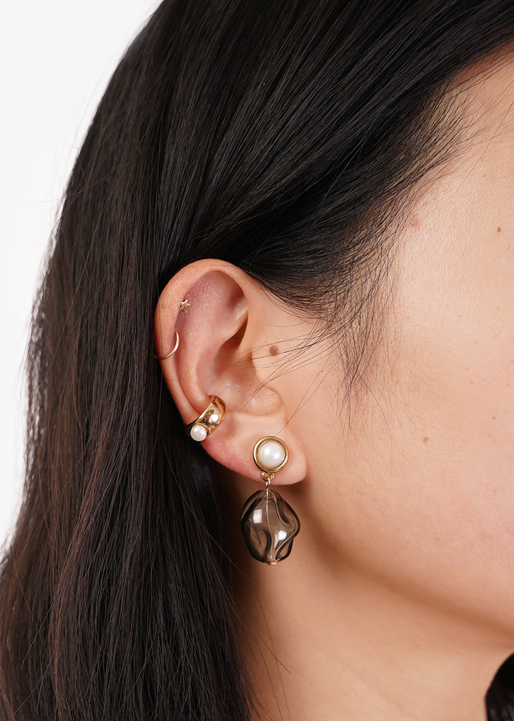 Wolf Circus Satory Ear Cuff — Shop sustainable fashion and slow fashion at New Classics Studios