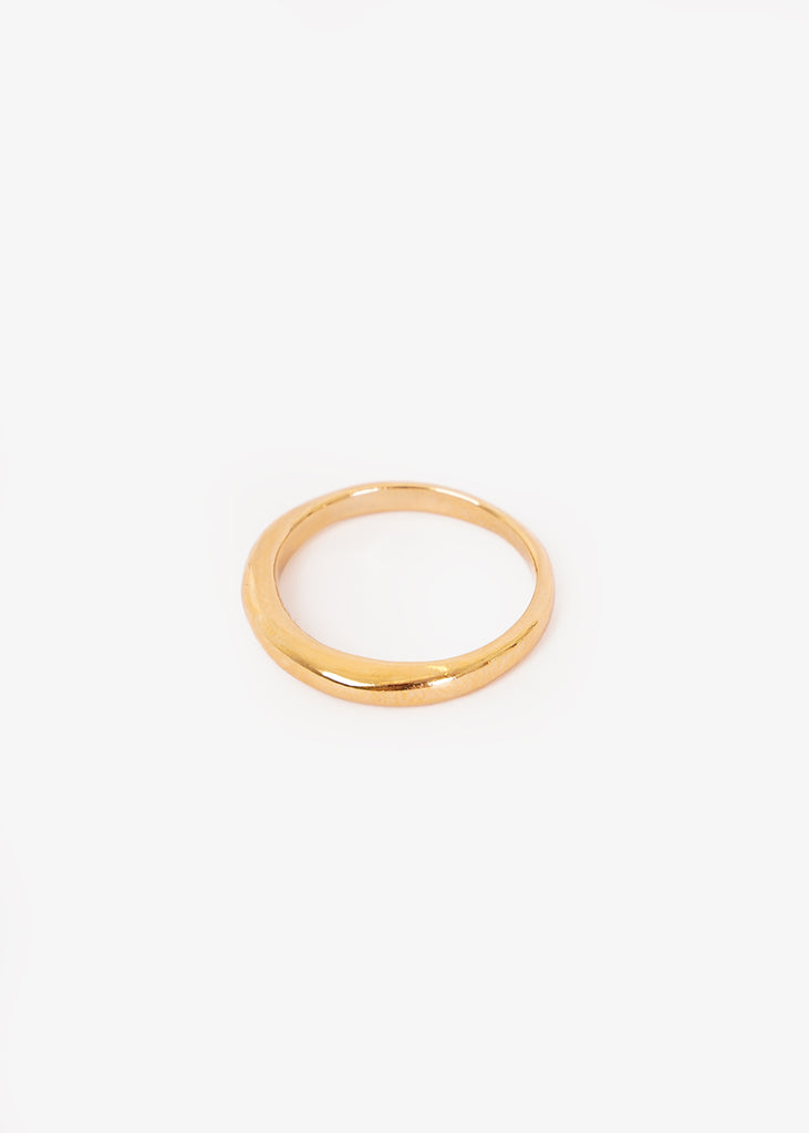 Gold Emeile Ring - New Classics Studios