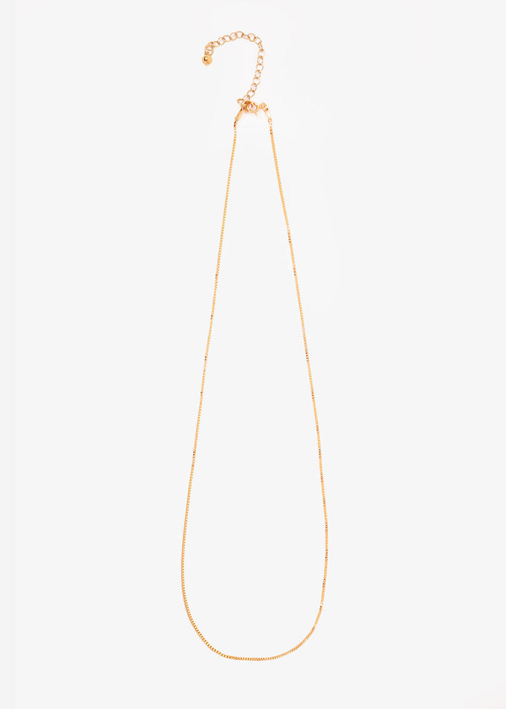 Wolf Circus Gold Clea Chain Necklace — Shop sustainable fashion and slow fashion at New Classics Studios