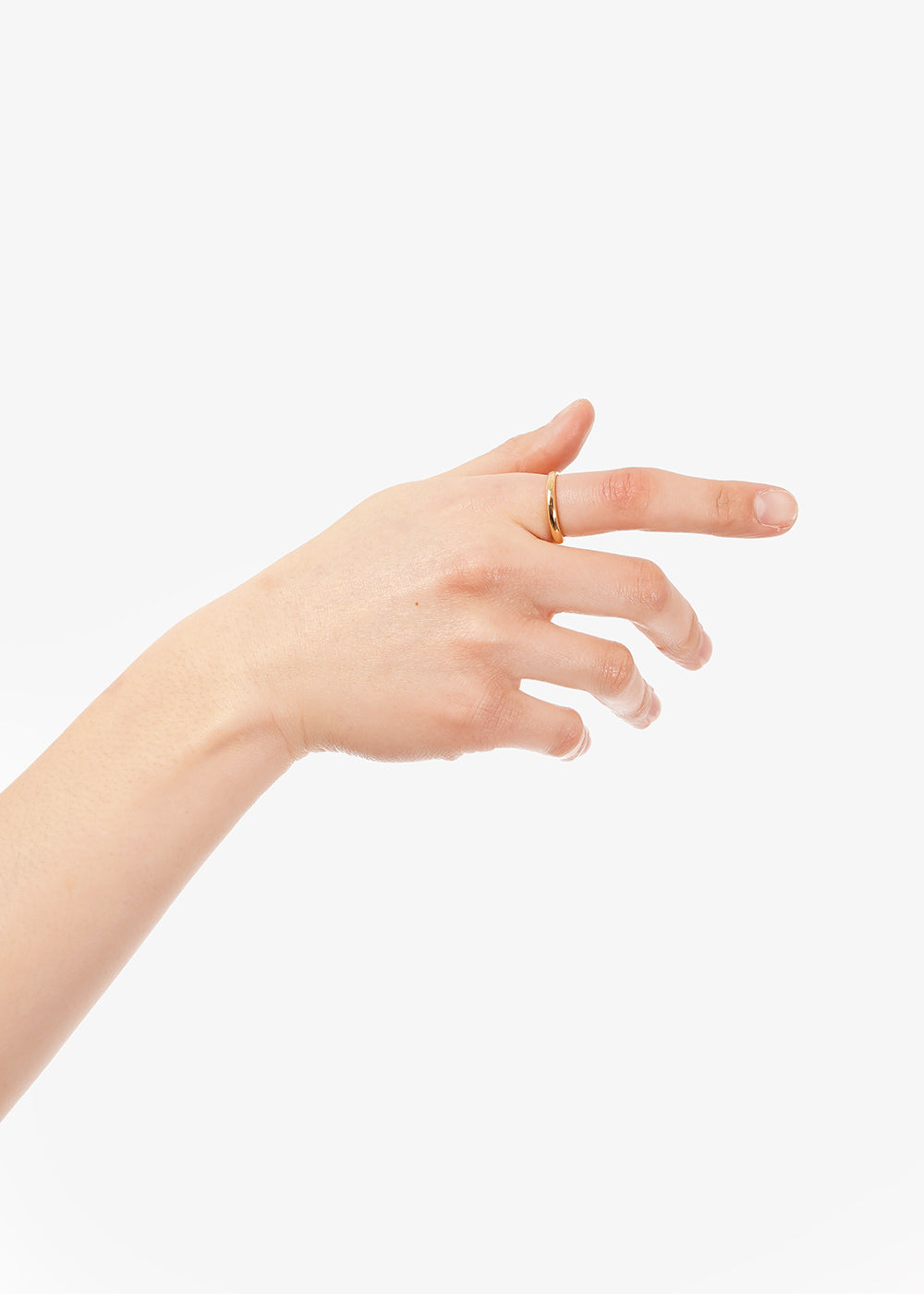 Wolf Circus Gold Emeile Ring — Shop sustainable fashion and slow fashion at New Classics Studios