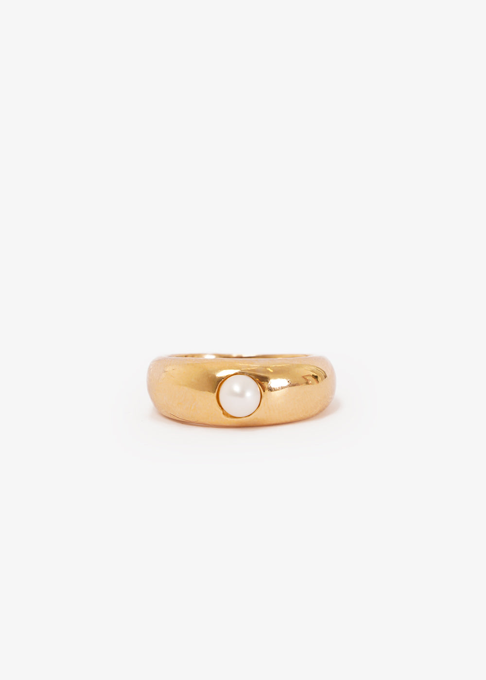 Wolf Circus Gold Isla Ring — Shop sustainable fashion and slow fashion at New Classics Studios