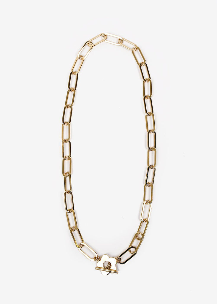 Gold Simone Necklace