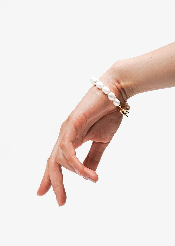 Wolf Circus Lola Pearl Bracelet — Shop sustainable fashion and slow fashion at New Classics Studios