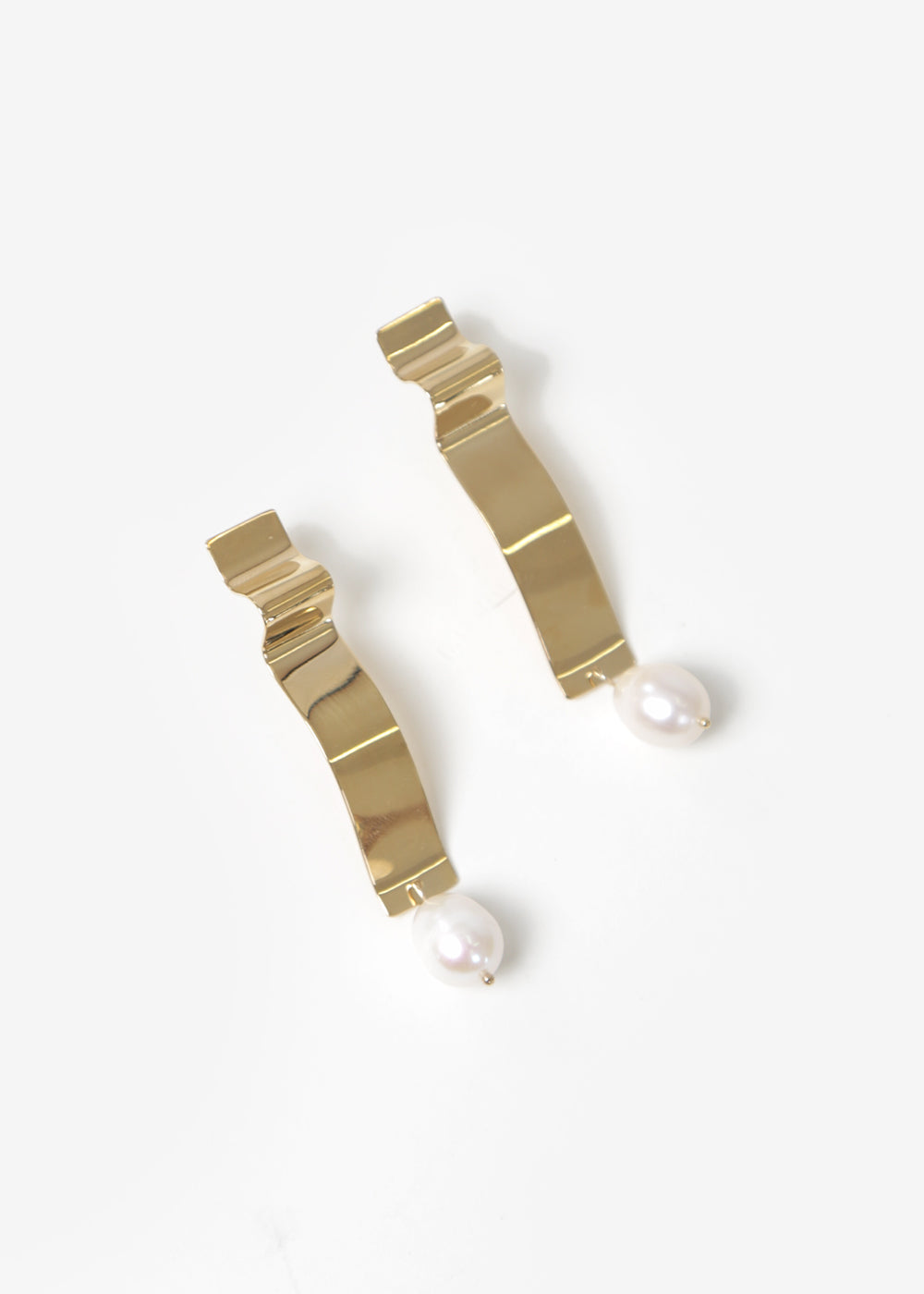 Wolf Circus Lunette Earrings — Shop sustainable fashion and slow fashion at New Classics Studios