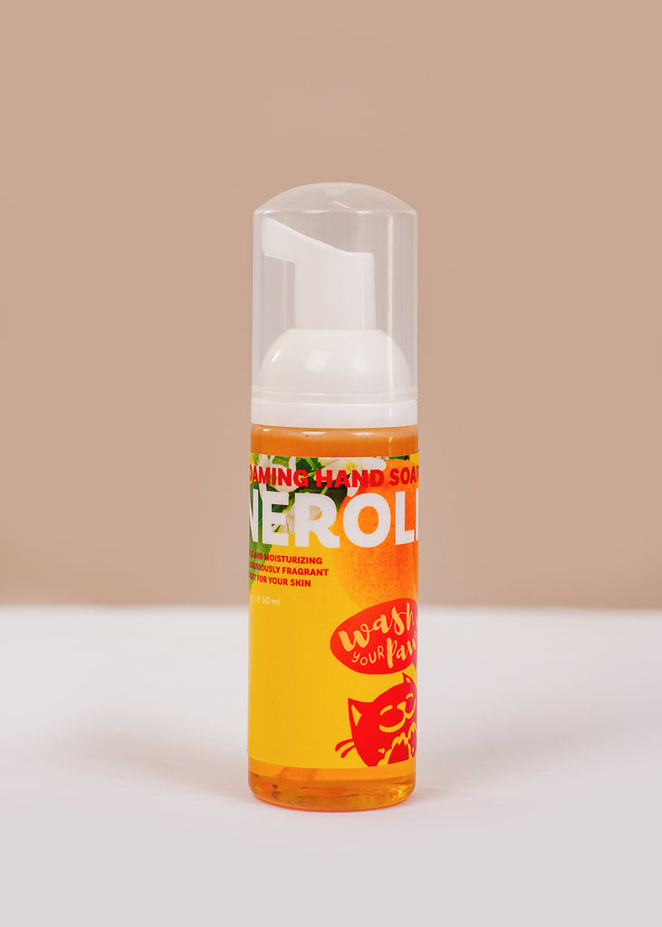 Portable Neroli Foaming Hand Soap
