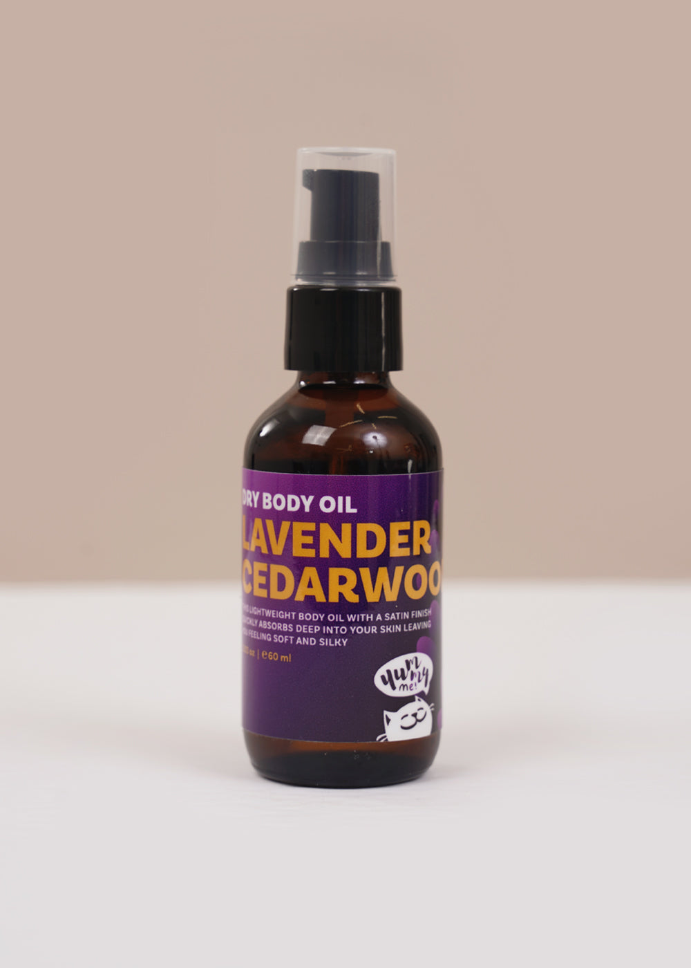Lavender Cedarwood Dry Body Oil