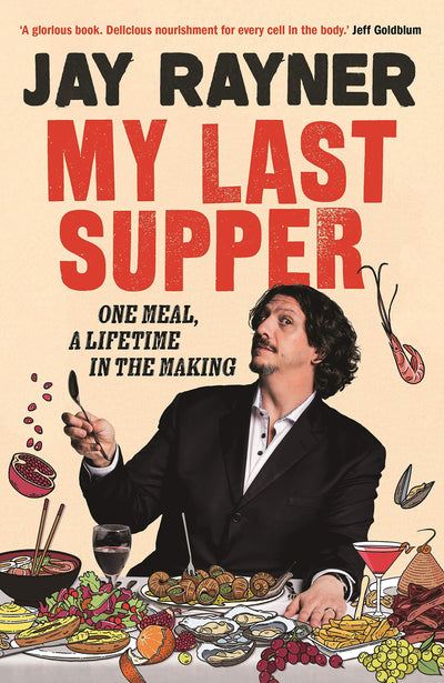 My Last Supper.  Book Review by Beverly Lister