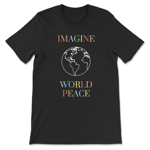 Imagine World Peace Tee