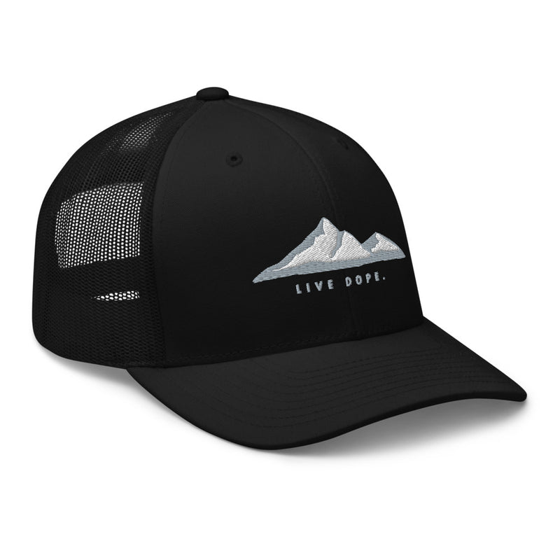 Dope Mountains Trucker Cap