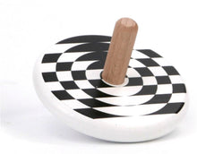 Wooden Spin Tops