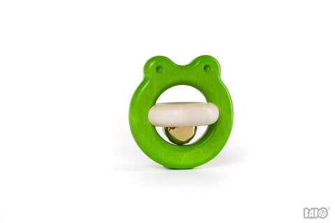 Wooden Frog Rattle