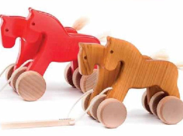 Galloping  / Jumping Horses Toy