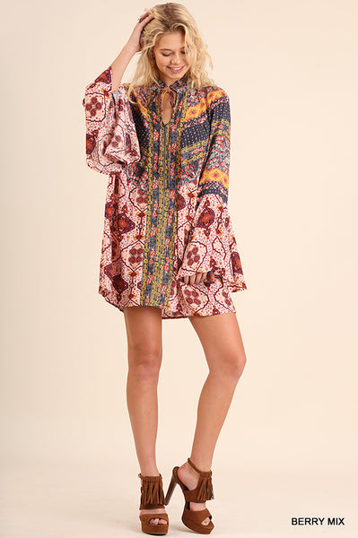 Take It To The Limit Tunic Dress