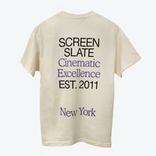 Load image into Gallery viewer, Screen Slate Cinematic Excellence T-Shirt