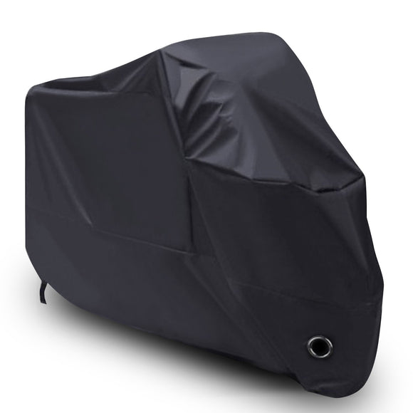 Waterproof Motorcycle Cover Shelter Rain UV All Weather Protection