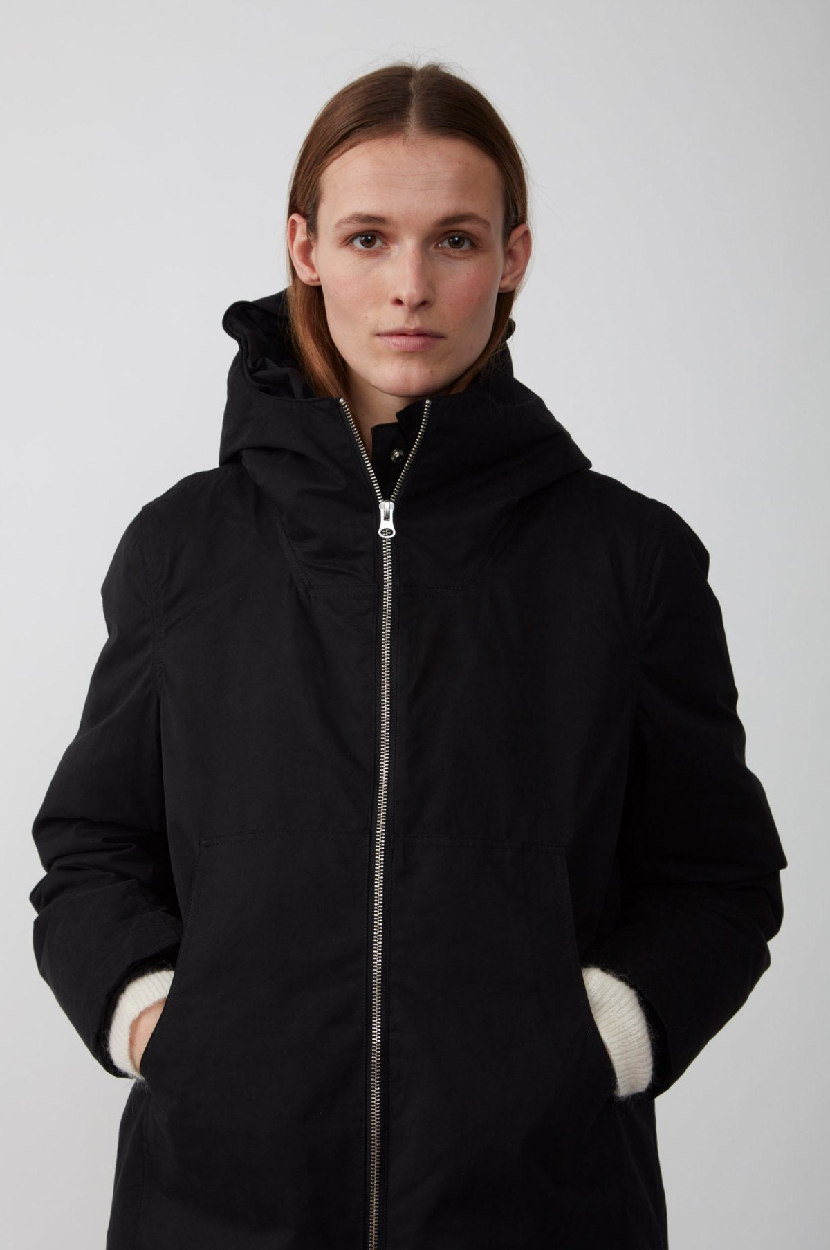 STEAL DOWN JACKET BLACK