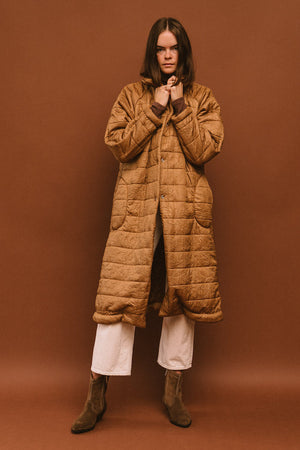 OSLO QUILTED COAT