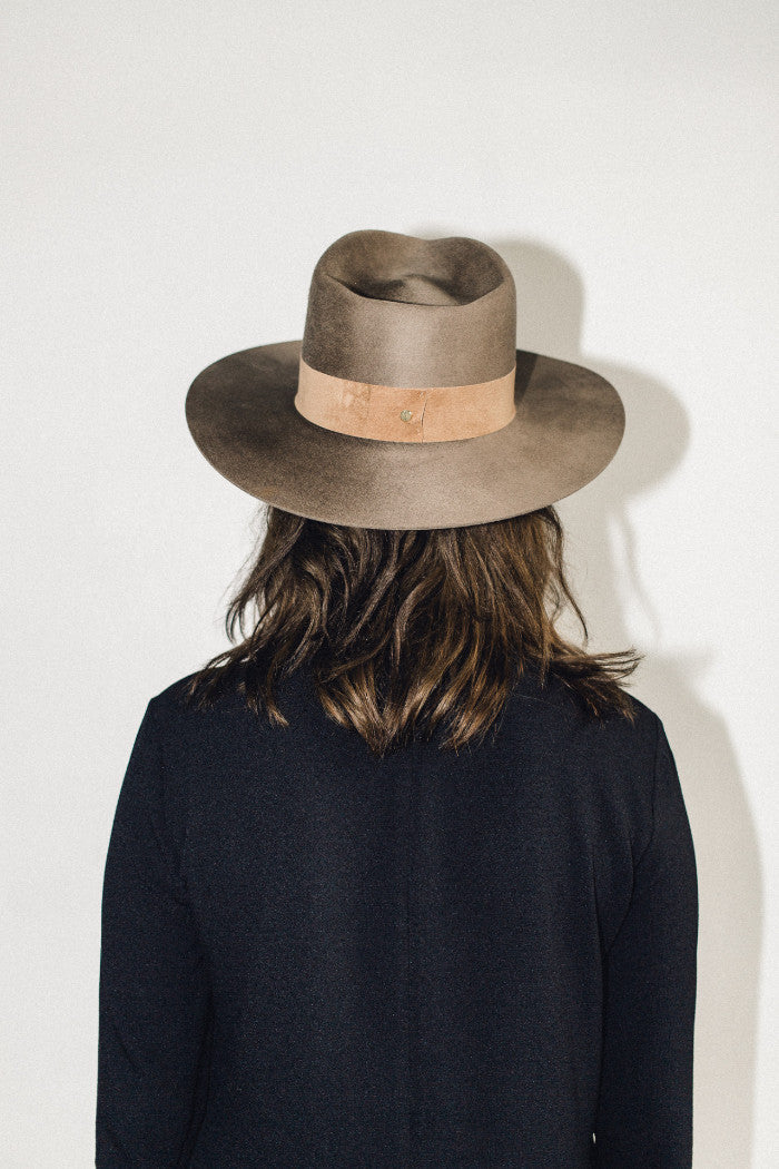 JANESSA LEONE ALARA HAT | PIPE AND ROW