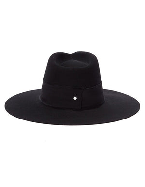 JANESSA LEONE AYA FELT HAT | PIPE AND ROW