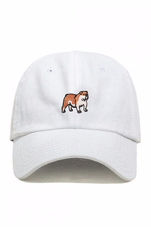 DOG LIMITED ENGLISH BULLDOG DAD HAT HATS | PIPE AND ROW