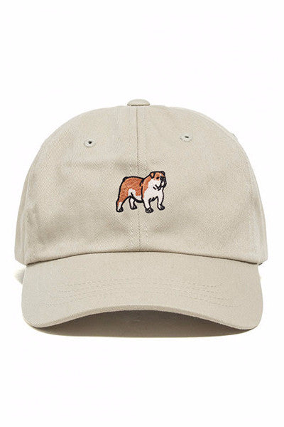 c65db42f DOG LIMITED ENGLISH BULLDOG DAD HAT | PIPE AND ROW