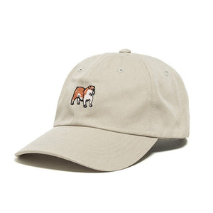 DOG LIMITED ENGLISH BULLDOG DAD HAT bullie | PIPE AND ROW