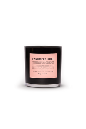 Boy Smells Cashmere Kush candle | Pipe and Row Seattle Boutique Fremont