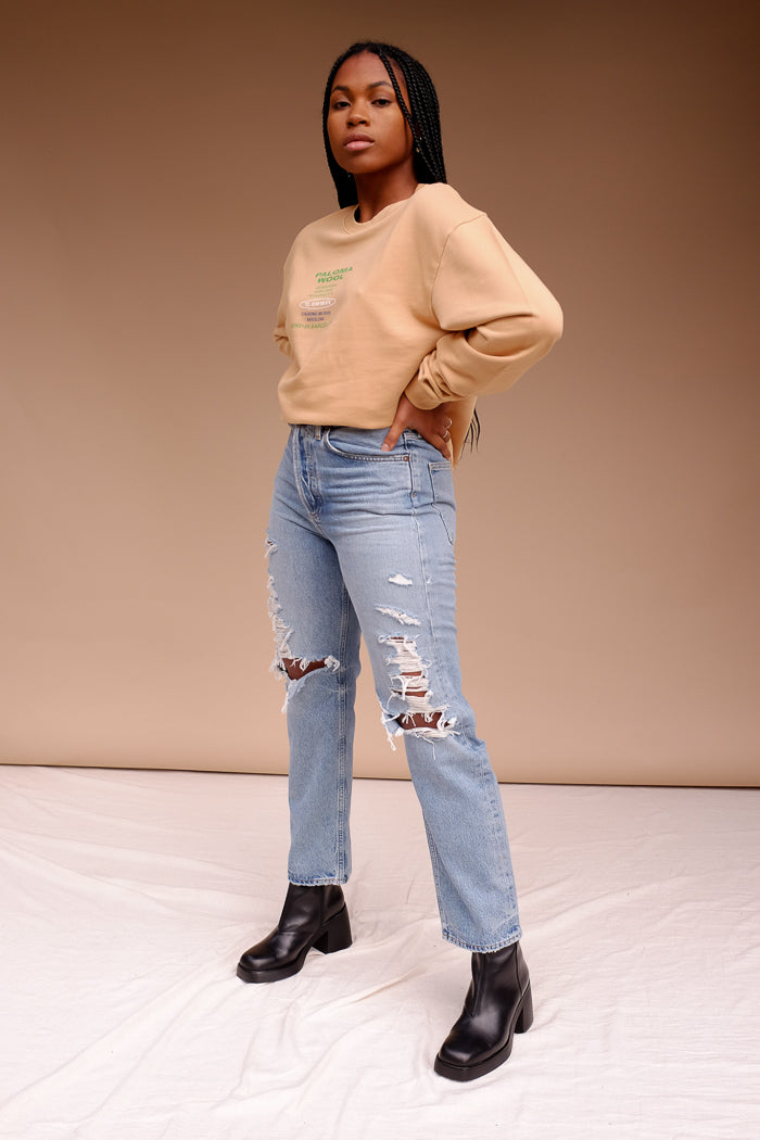 90'S LOOSE FIT DENIM MAJOR