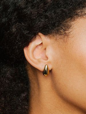 DUNE EARRINGS GOLD