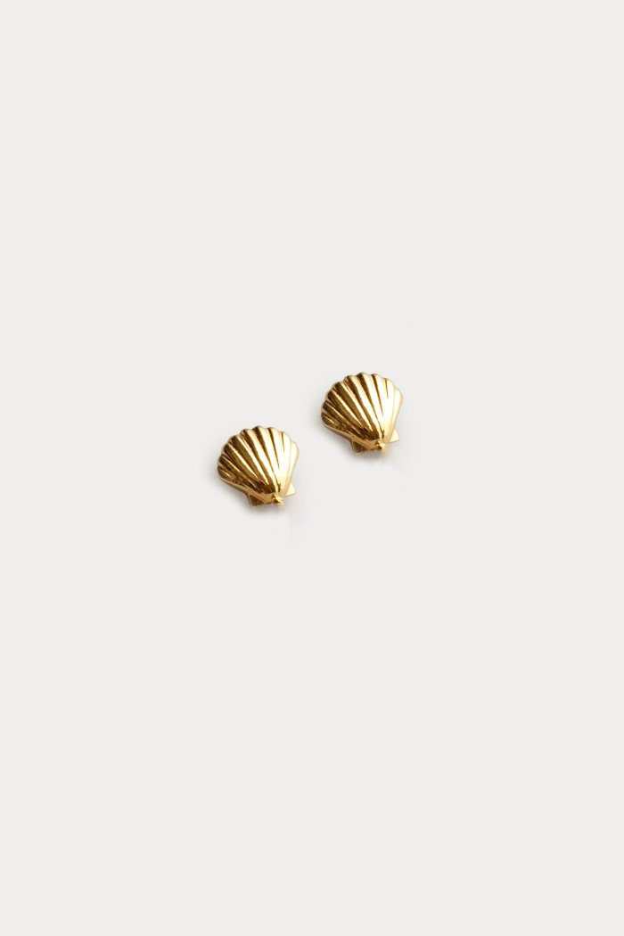 MARCEL SHELL STUDS