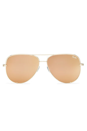 gold high key aviators quay by desi perkins australia | pipe and row
