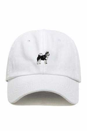 DOG LIMITED HUSKY DAD HAT | PIPE AND ROW Dogs