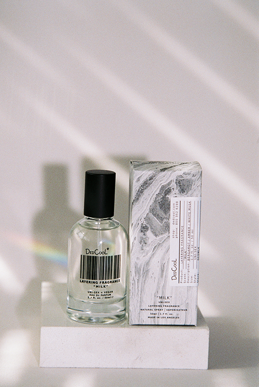 Dedcool Milk layering eau de parfum layering fragrance | pipe and row boutique