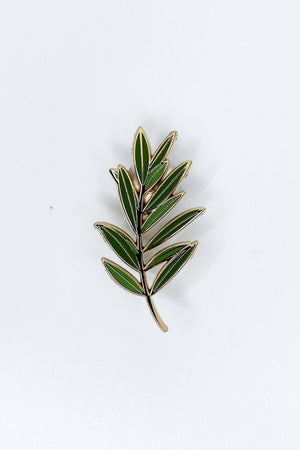 OLIVE BRANCH PIN